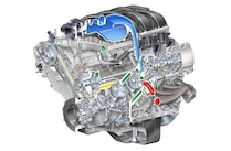2005 Ford Mustang Gt V8 Engine