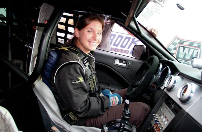 Valerie Clements Cockpit