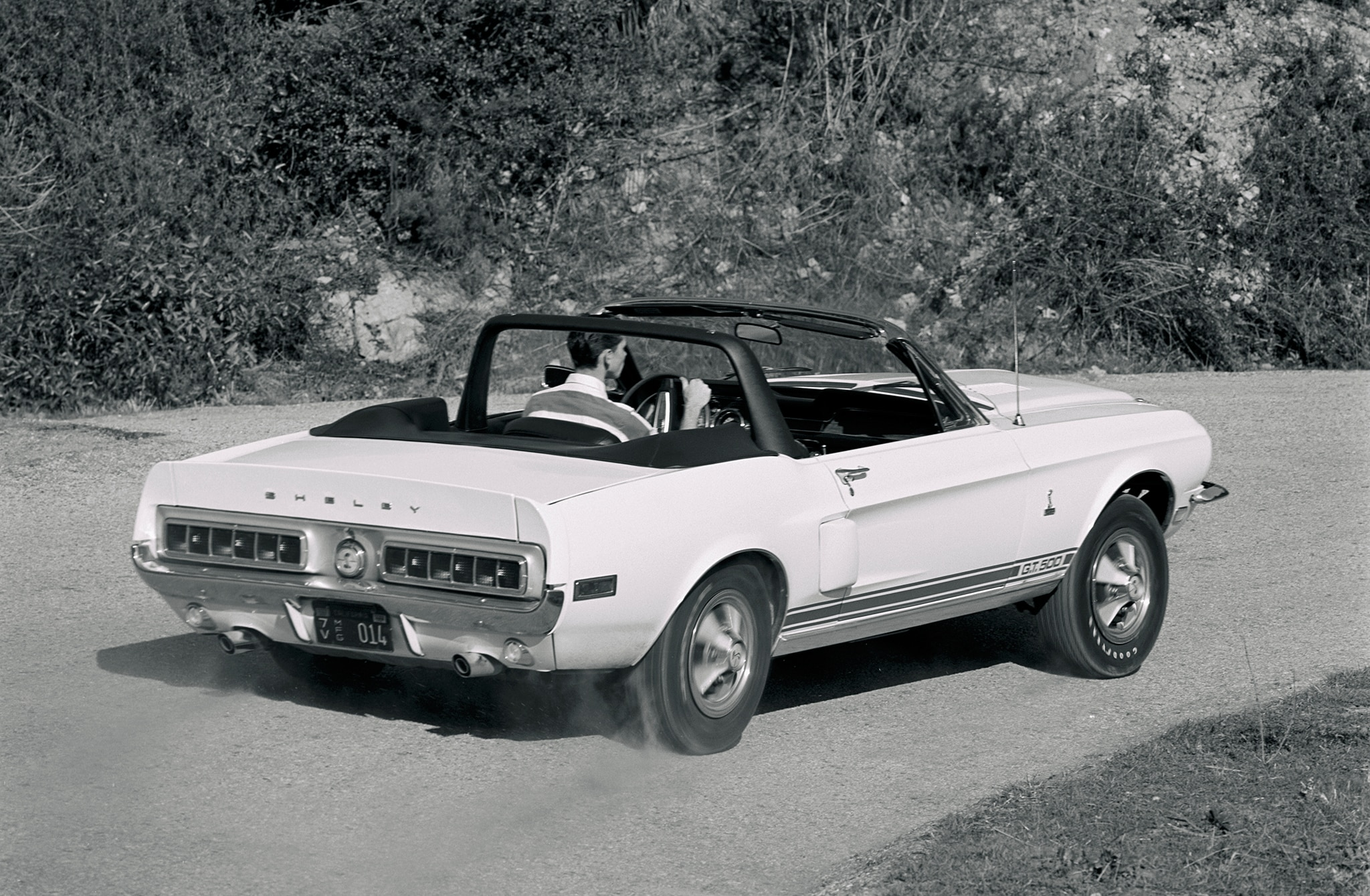 1986 Ford Mustang Topless Shelby Convertible