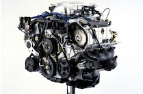 1996 Ford Mustang Cobra Sohc Engine