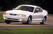 1995 Ford Mustang Cobra R 351