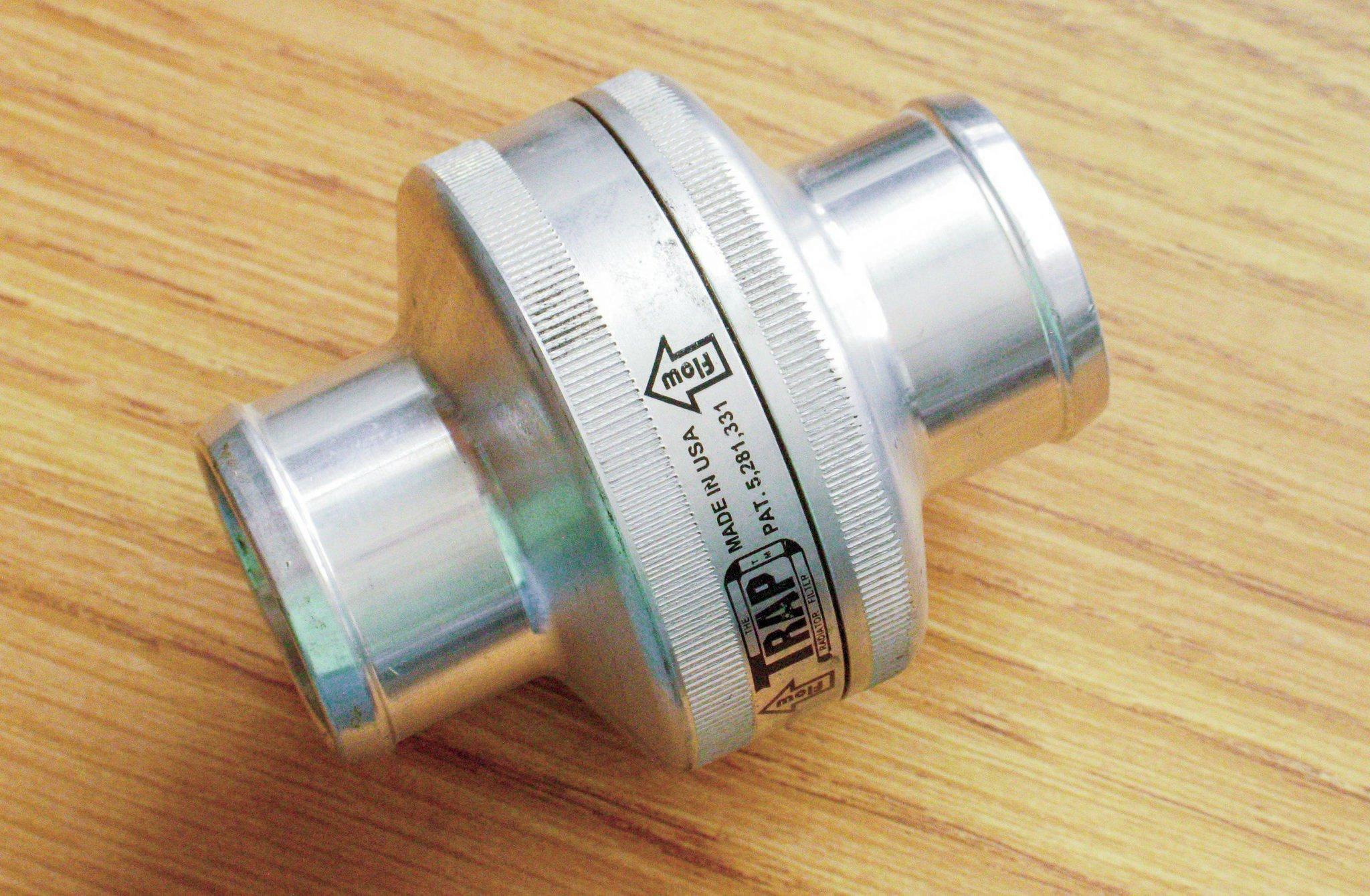 Trap Radiator Filter