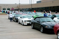 Ford Mustangs Pony Drive