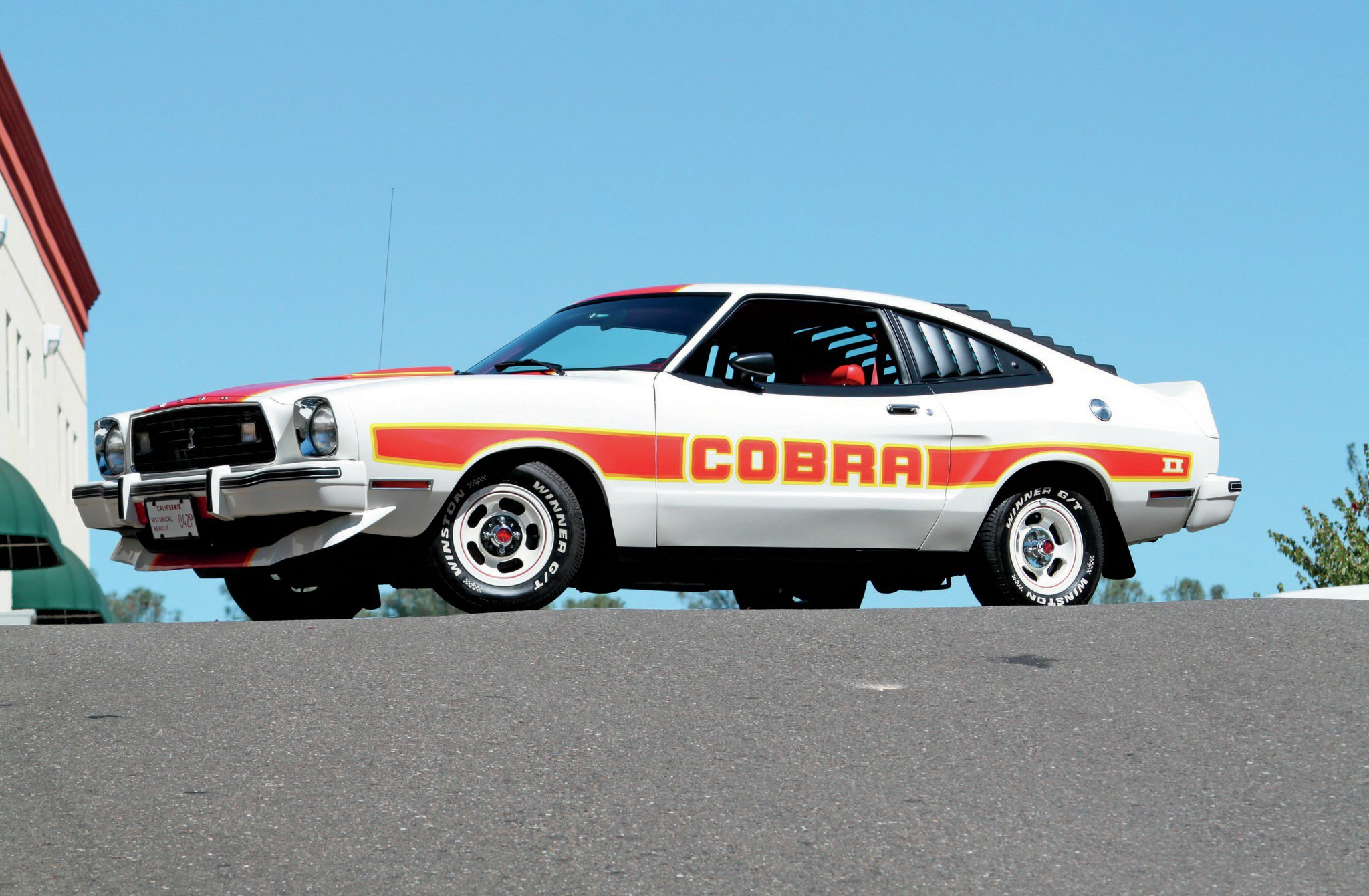 1978 Ford Mustang Cobra Side View