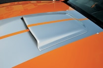 2008 Ford Mustang Shelby Gt Hood