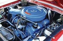 1968 Ford Mustang Hardtop 289 Engine