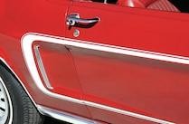 1968 Ford Mustang Hardtop Passenger Side Door