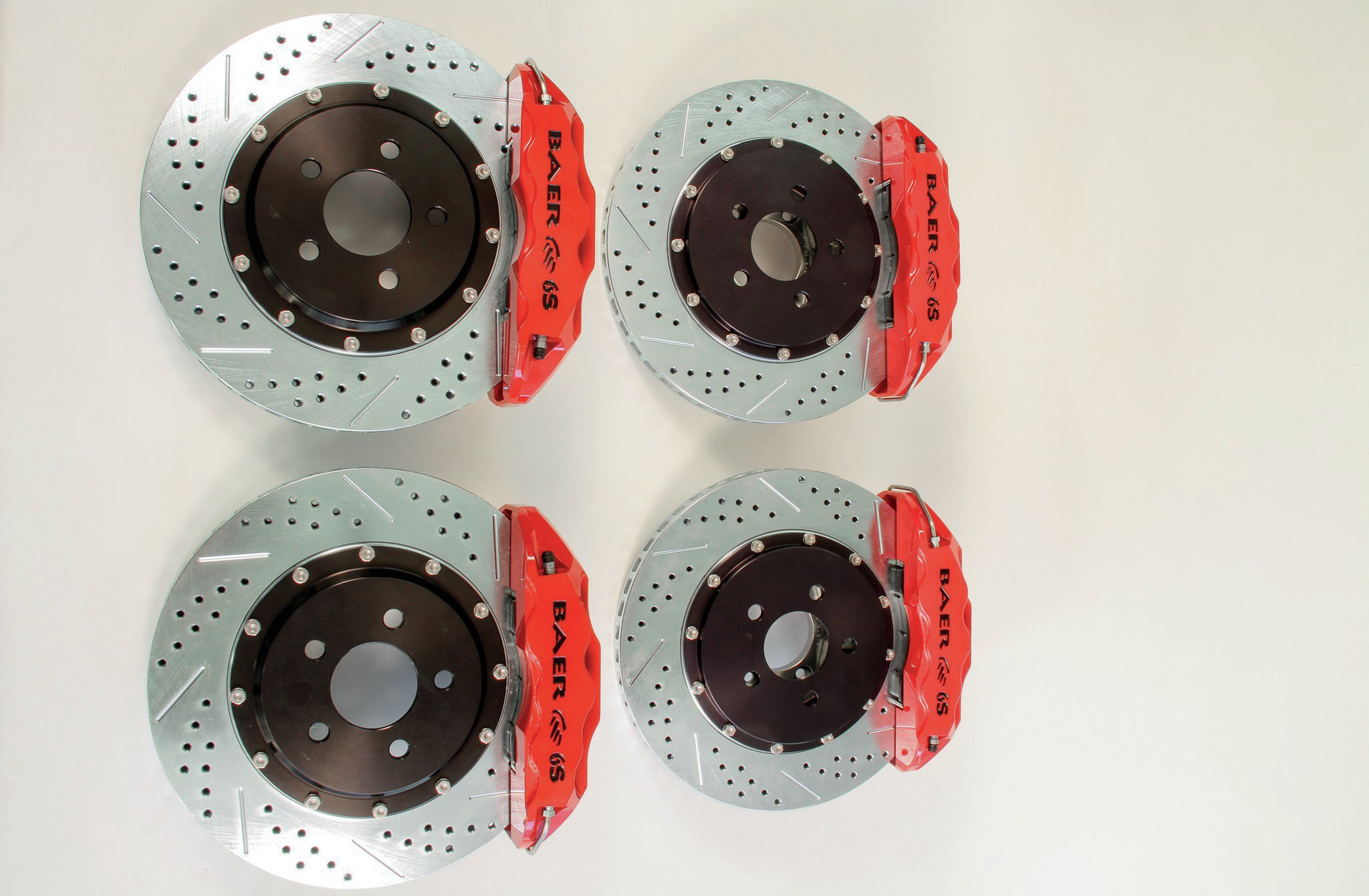 Baer Extreme 6s Brake Kit