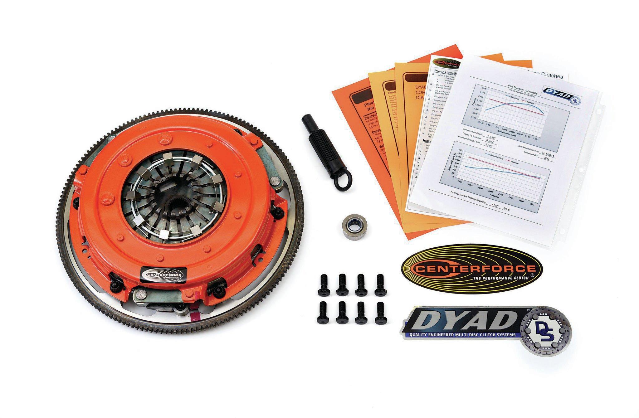 Centerforce Multi Disc Clutch Kit