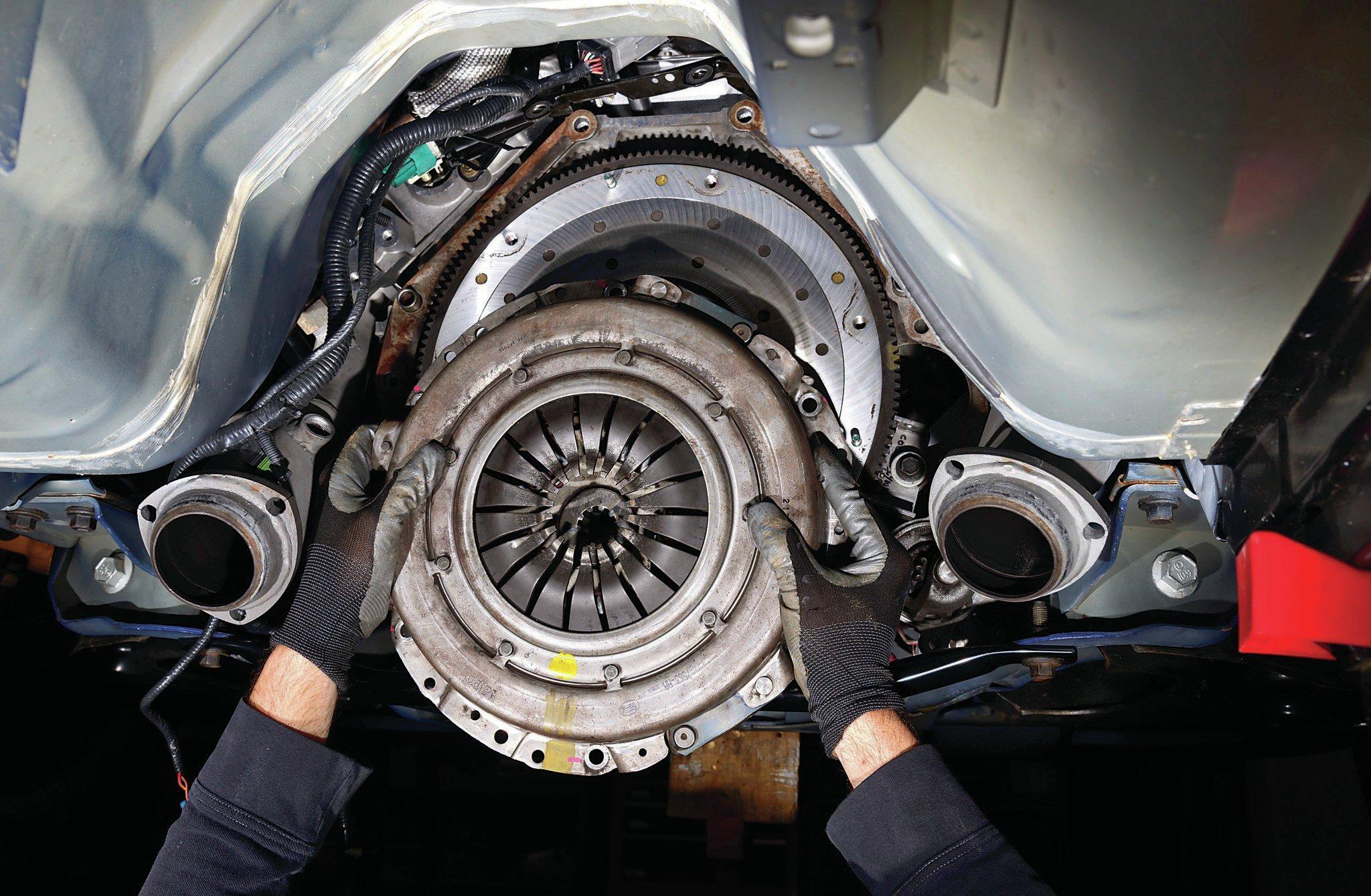 Oem Pressure Plate