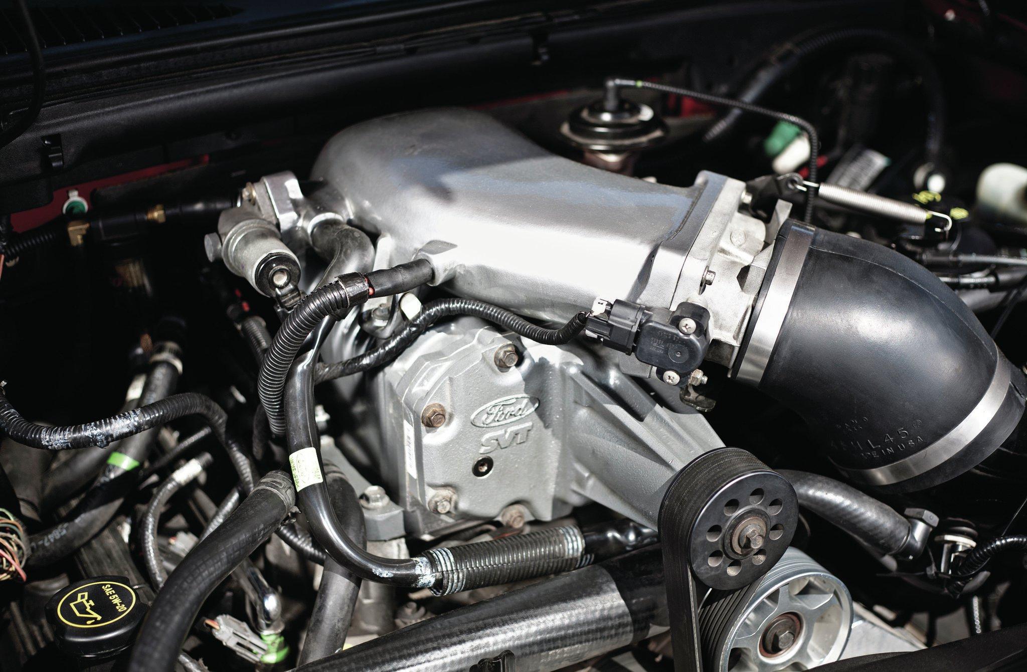 2004 Ford F150 Engine 2
