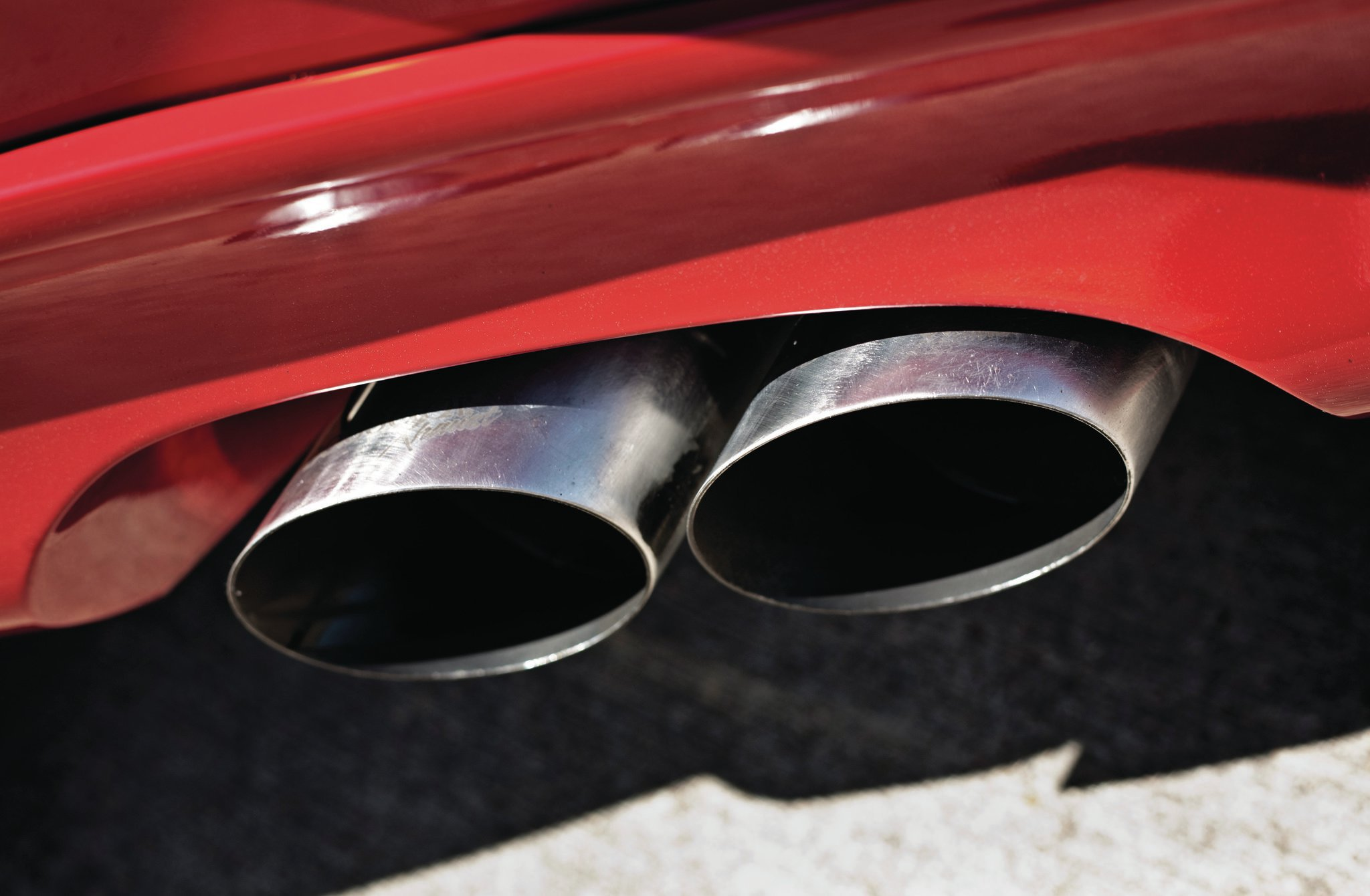 2004 Ford F150 Exhaust