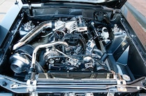 1990 Ford Mustang Ssp Engine