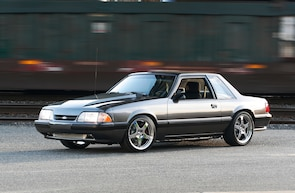 1990 Ford Mustang SSP - Hot Pursuit