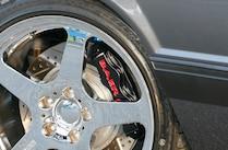 1990 Ford Mustang Ssp Roush Wheel