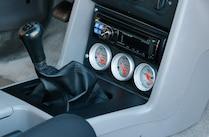 1990 Ford Mustang Ssp Shifter Gauges