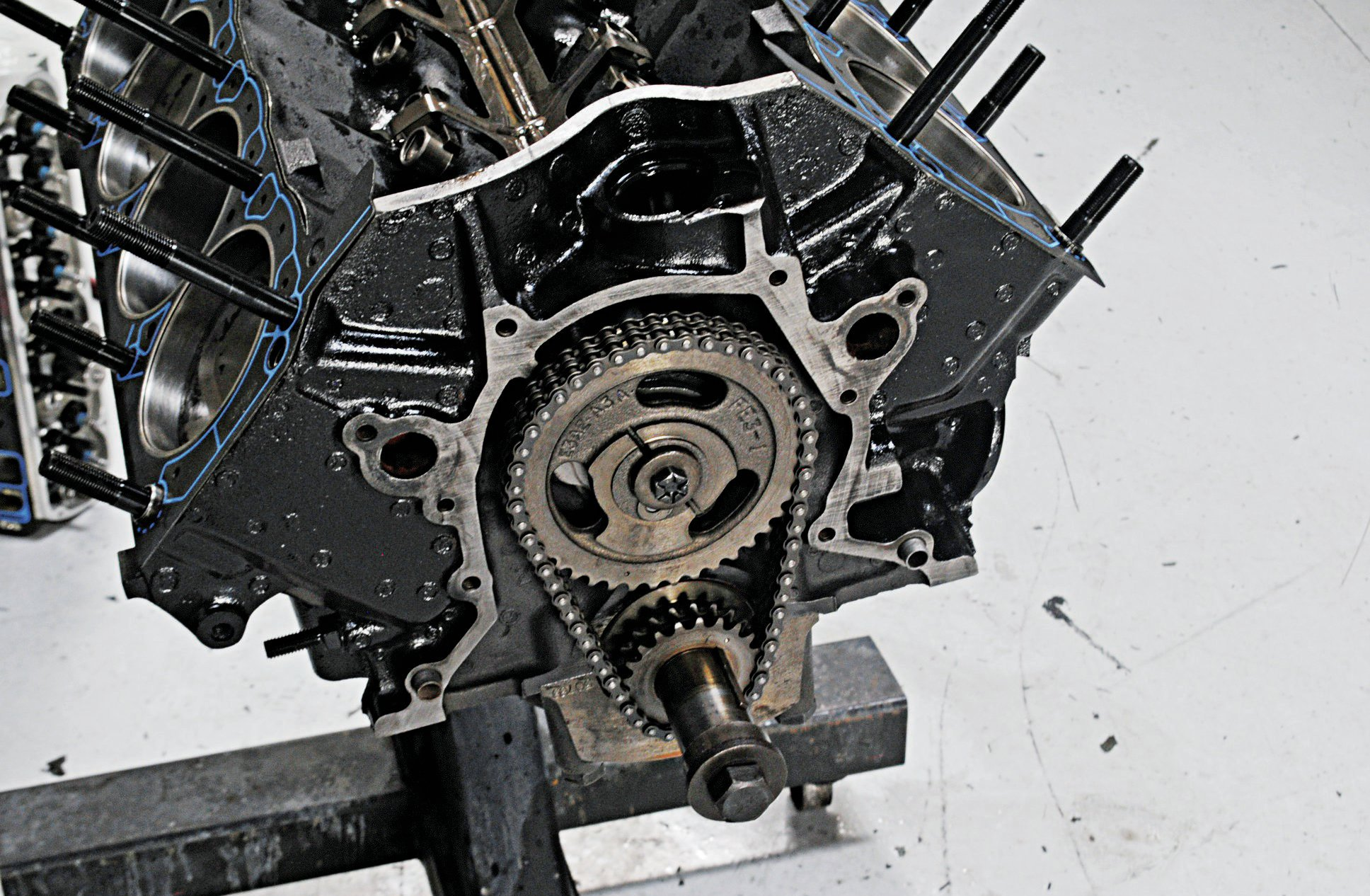 Double Roller Timing Chain
