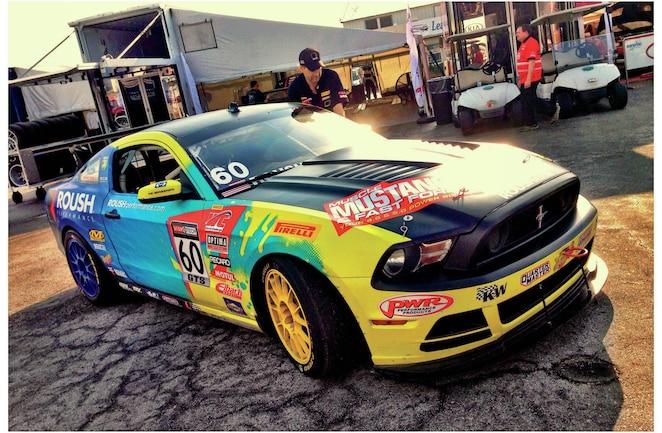 Ford Mustang Boss 302 St Petersburg