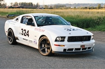 2008 Ford Mustang Gt Racer Front