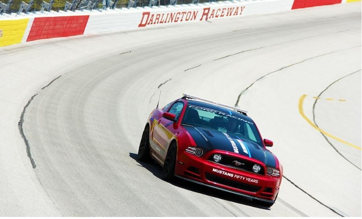 1404 2014 Ford Mustang Pace Car
