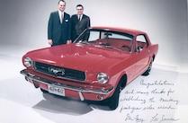 Donald Frey Advertising Mustang