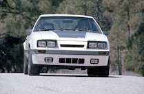 1986 Ford Mustang Four Eyes