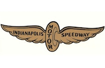Indianapolis Motor Speedway Tire Wings Logo