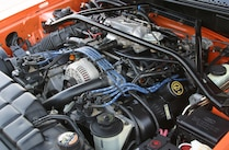1996 Ford Mustang Sohc Dohc