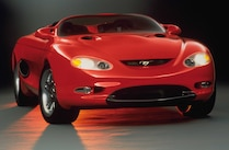 1994 Ford Mustang Mach Concept