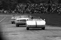 Ford Mustang 1 Us Grand Prix Parade
