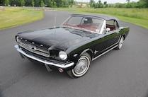 1965 Ford Mustang Worlds Fair Skyway