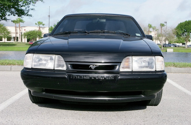 1993 Ford Mustang New Cobra Grille