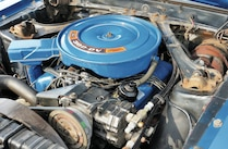 1970 Ford Mustang Sportsroof 302 Engine