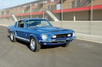 1967 Ford Mustang Shelby Gt Headlights