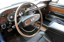 1967 Ford Mustang Shelby Gt Steering Wheel