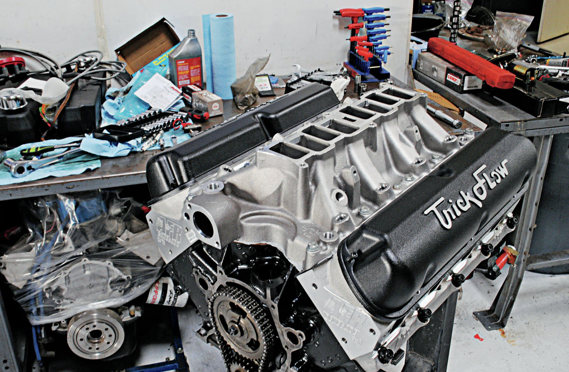 351 Windsor Intake