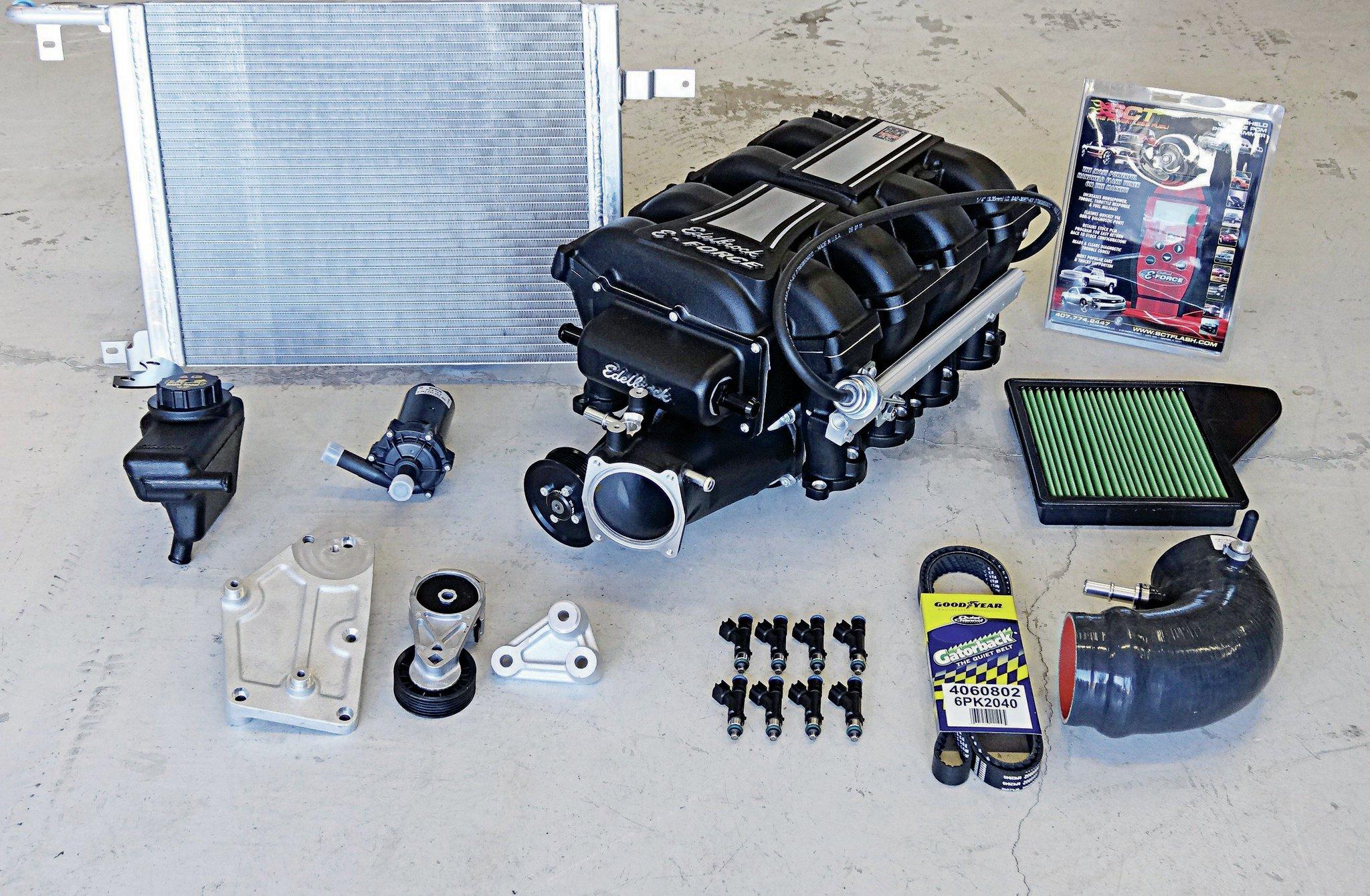 Stage 1 Eforce Kit