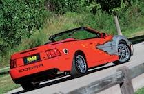 2003 Ford Mustang Cobra Rear