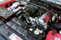 2003 Ford Mustang Cobra Engine