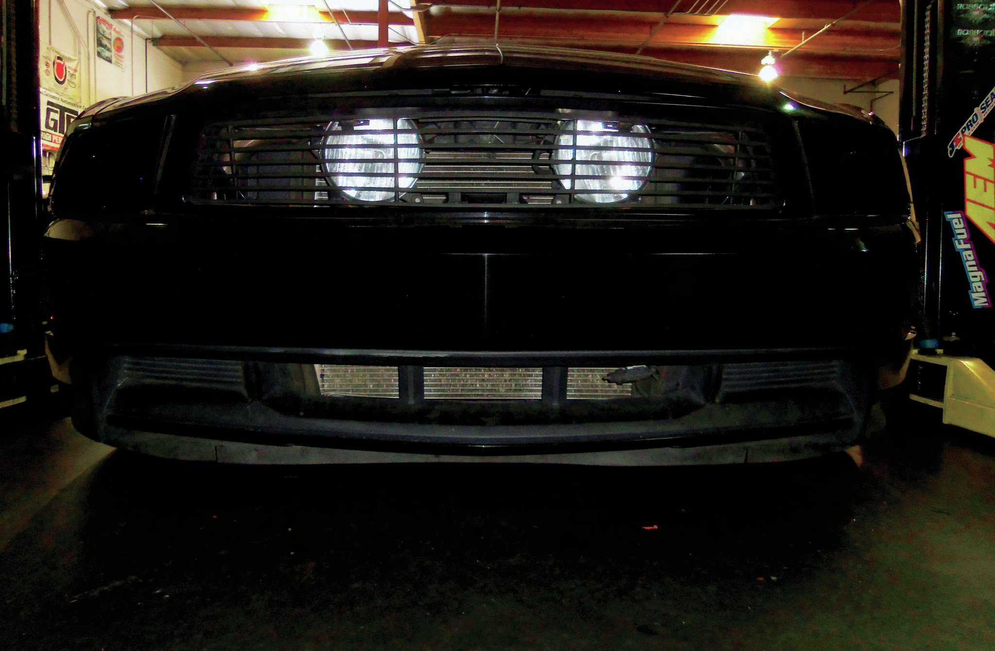 2011 Ford Mustang Driving Lights