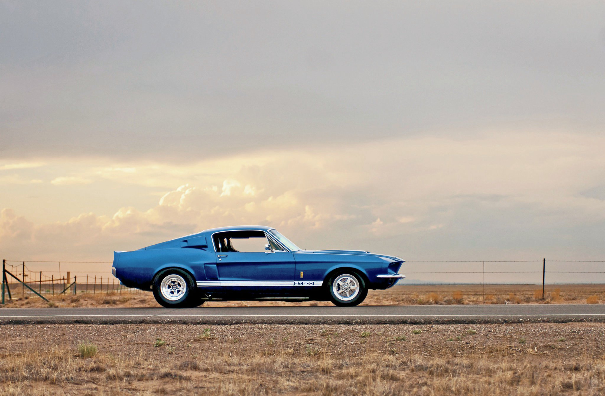 1967 ford mustang gt500 clone