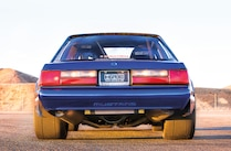 1990 Ford Mustang Rear End