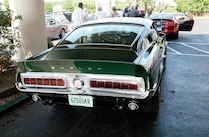 1968 Ford Mustang Shelby Gt 500kr