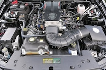 2007 Ford Mustang Engine