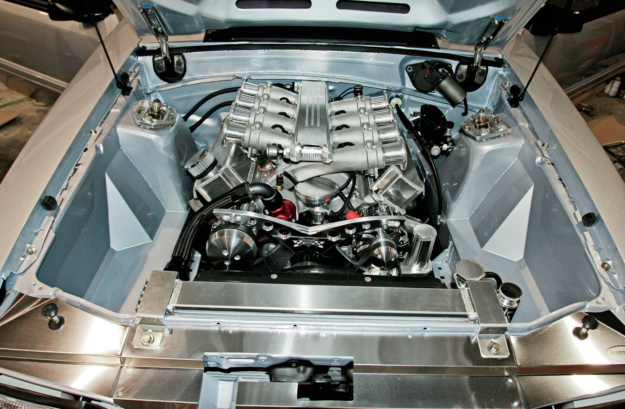 1988 Ford Mustang Engine