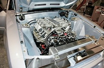 1988 Ford Mustang Engine Bay