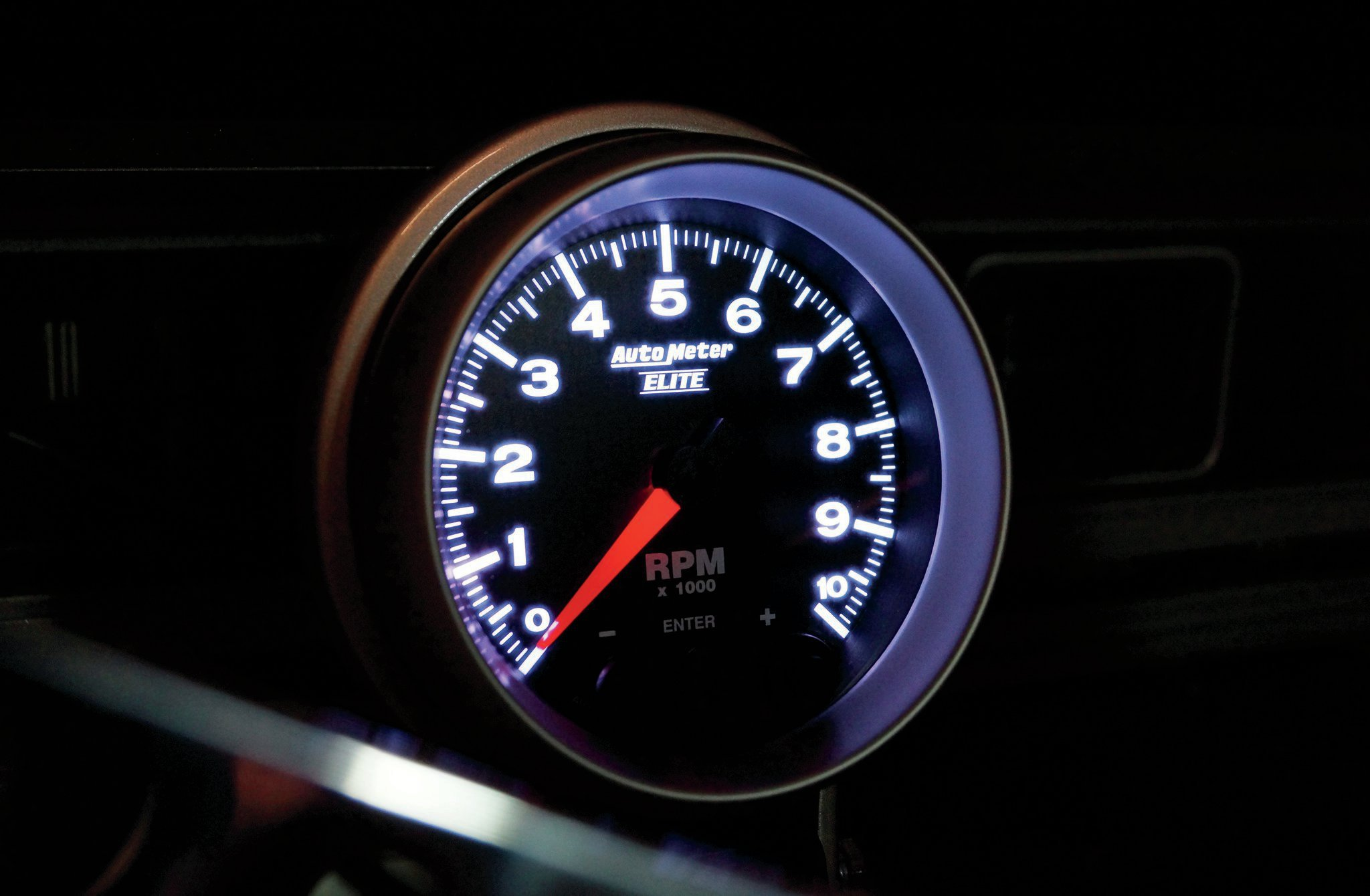 Auto Meter Rpm Gauge