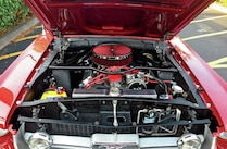 1967 Ford Mustang Engine