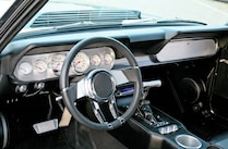 1966 Ford Mustang Coupe Steering Wheel