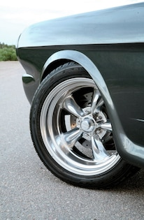 1966 Ford Mustang Coupe Wheel